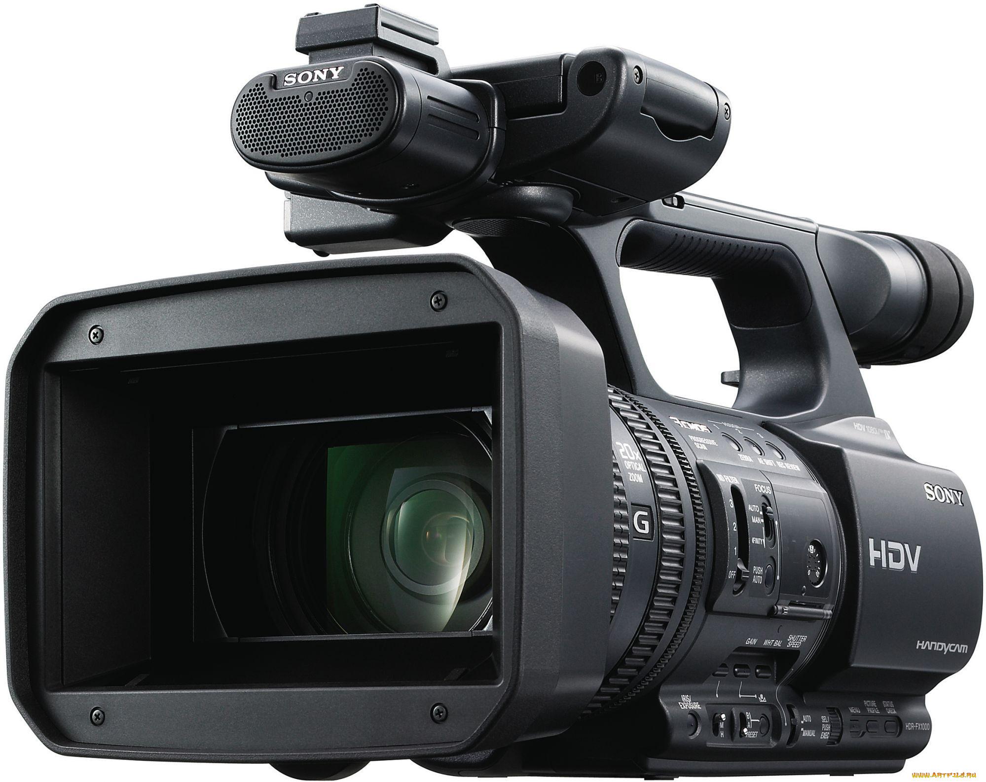 sony fx1000, бренды, sony, fx1000, видеокамера